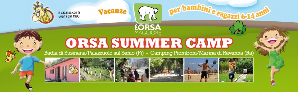 Orsa Summer Camp 2019